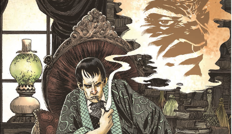 Is It Good? Sherlock Holmes: The Seven-Per-Cent Solution #1 Review