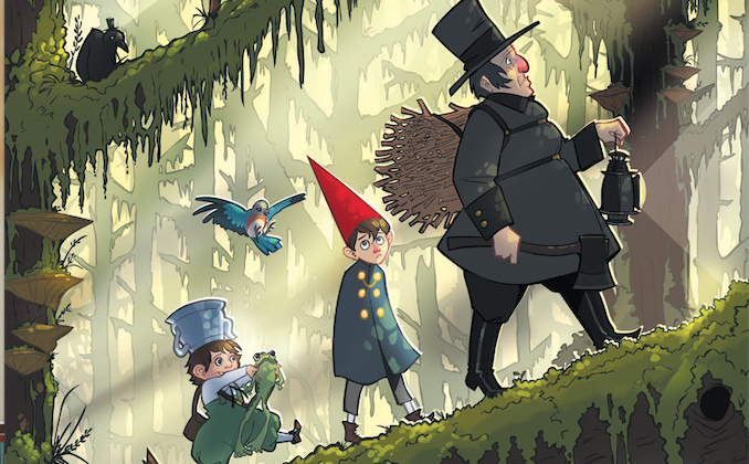 Is It Good? Over the Garden Wall #1 Review