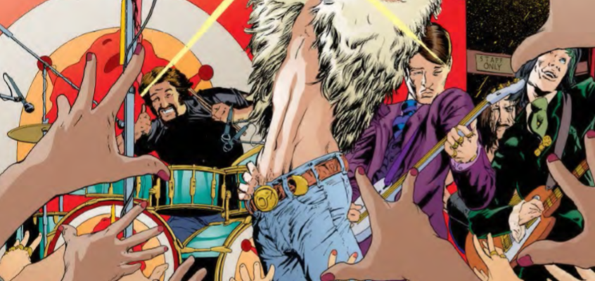 Is It Good? This Damned Band #1 Review