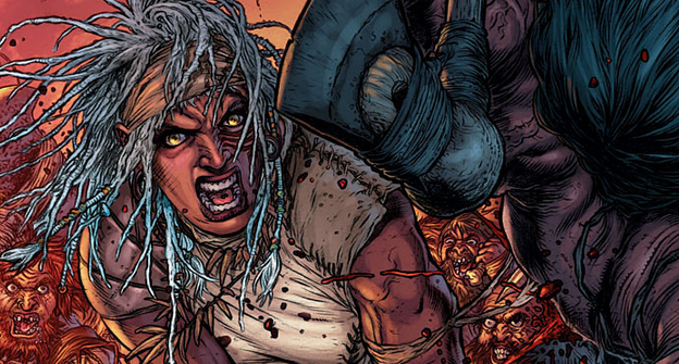 Is It Good? Book of Death: Legends of the Geomancer #2 Review