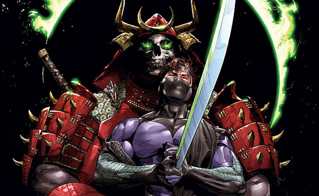 Is It Good? Book of Death: The Fall of Ninjak #1 Review