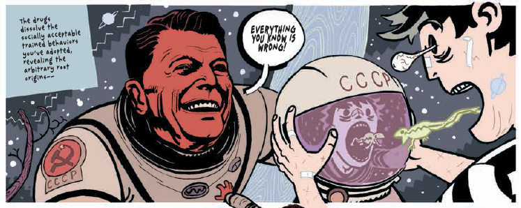 Panels in Poor Taste: 8/7/15 –Everything You Know is Wrong