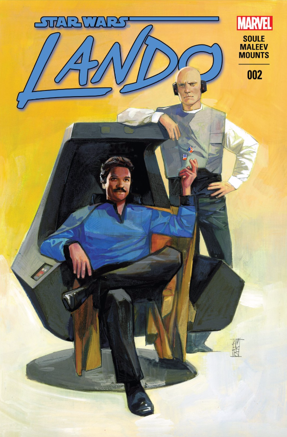 Is It Good? Star Wars: Lando #2 Review