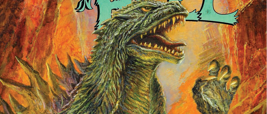 Is It Good? Godzilla in Hell #2 Review