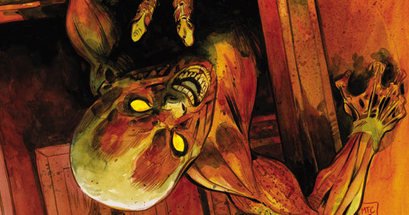 Is It Good? Harrow County #4 Review