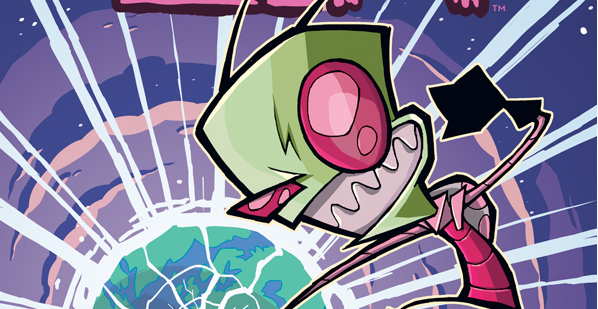 Is It Good? Invader Zim #2 Review