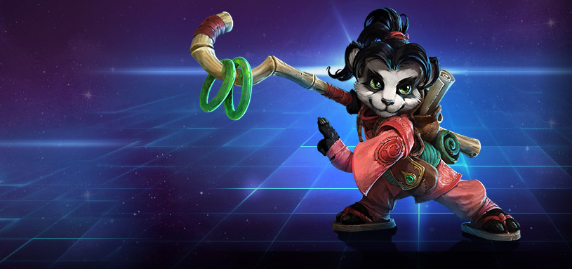 Heroes of the Storm: Li Li in Competitive Play