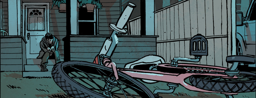Is It Good? Outcast #11 Review