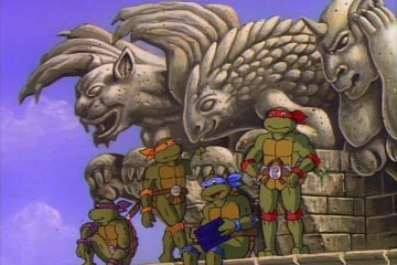 teenage-mutant-ninja-turtles-1987-season-7-statue