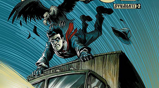 Is It Good? Will Eisner's The Spirit #2 Review