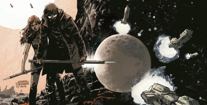 Is It Good? Invisible Republic Vol. 1 Review
