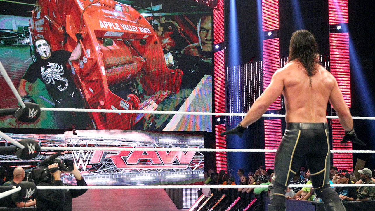 WWE Monday Night Raw Review: September 7, 2015
