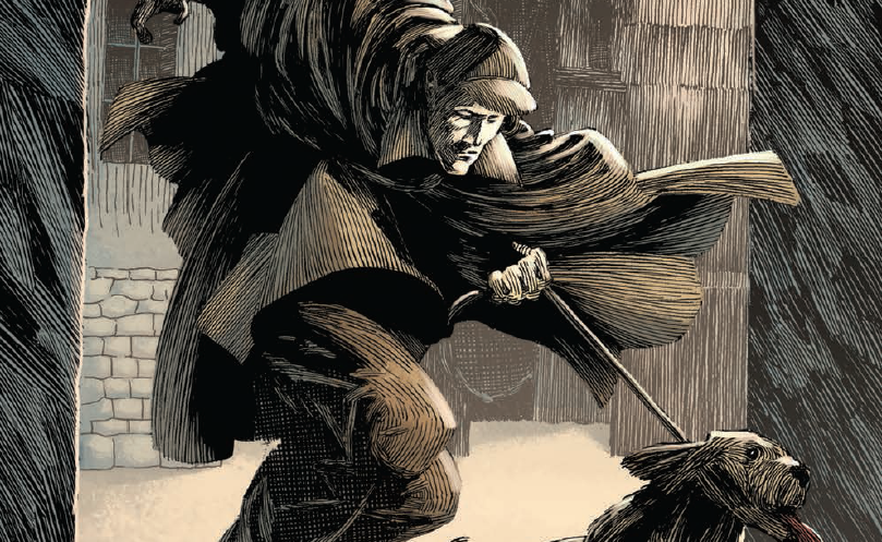 Is It Good? Sherlock: The Seven Per-Cent Solution #2 Review