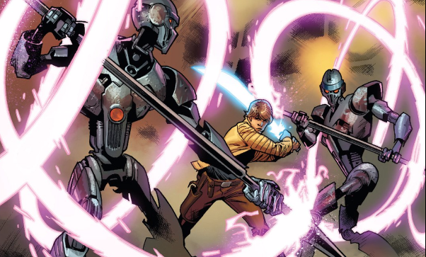 Is It Good? Star Wars #9 Review