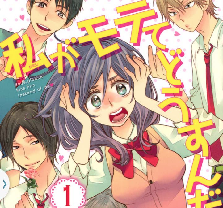 Kiss Him, Not Me is a slice-of-life romance shojo manga series by Junko. I am by no means a harem fan, but the comedic twist really made this story enjoyable.