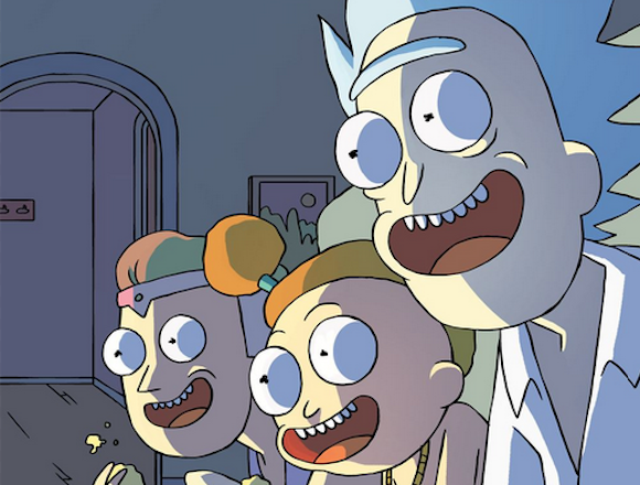 Rick and Morty #6 Review