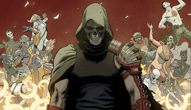 Book of Death: Legends of the Geomancer #3 Review