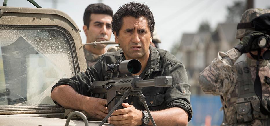 After the military went all 'tropey' last week, Fear the Walking Dead is back with an episode that features the soldiers a whole lot more. Is it good?