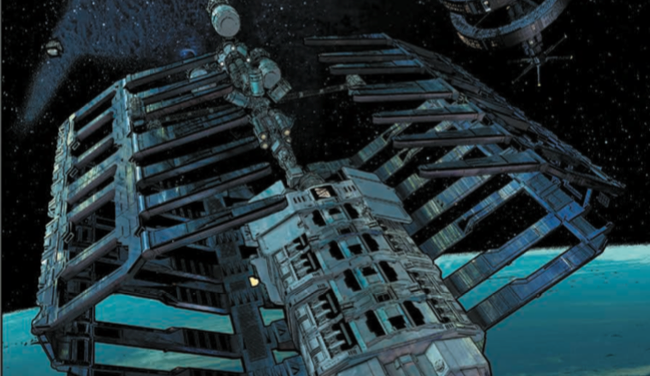 Is It Good? Faster Than Light #1 Review