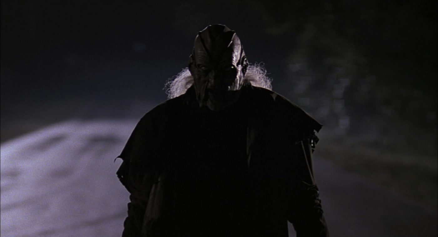 Jeepers Creepers 2 Monster Face