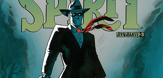 Is It Good? Will Eisner's The Spirit #3 Review