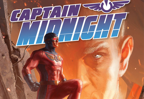 Captain Midnight Vol 6: Marked for Death Review