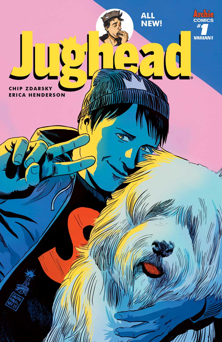 Archie Preview: Jughead #1