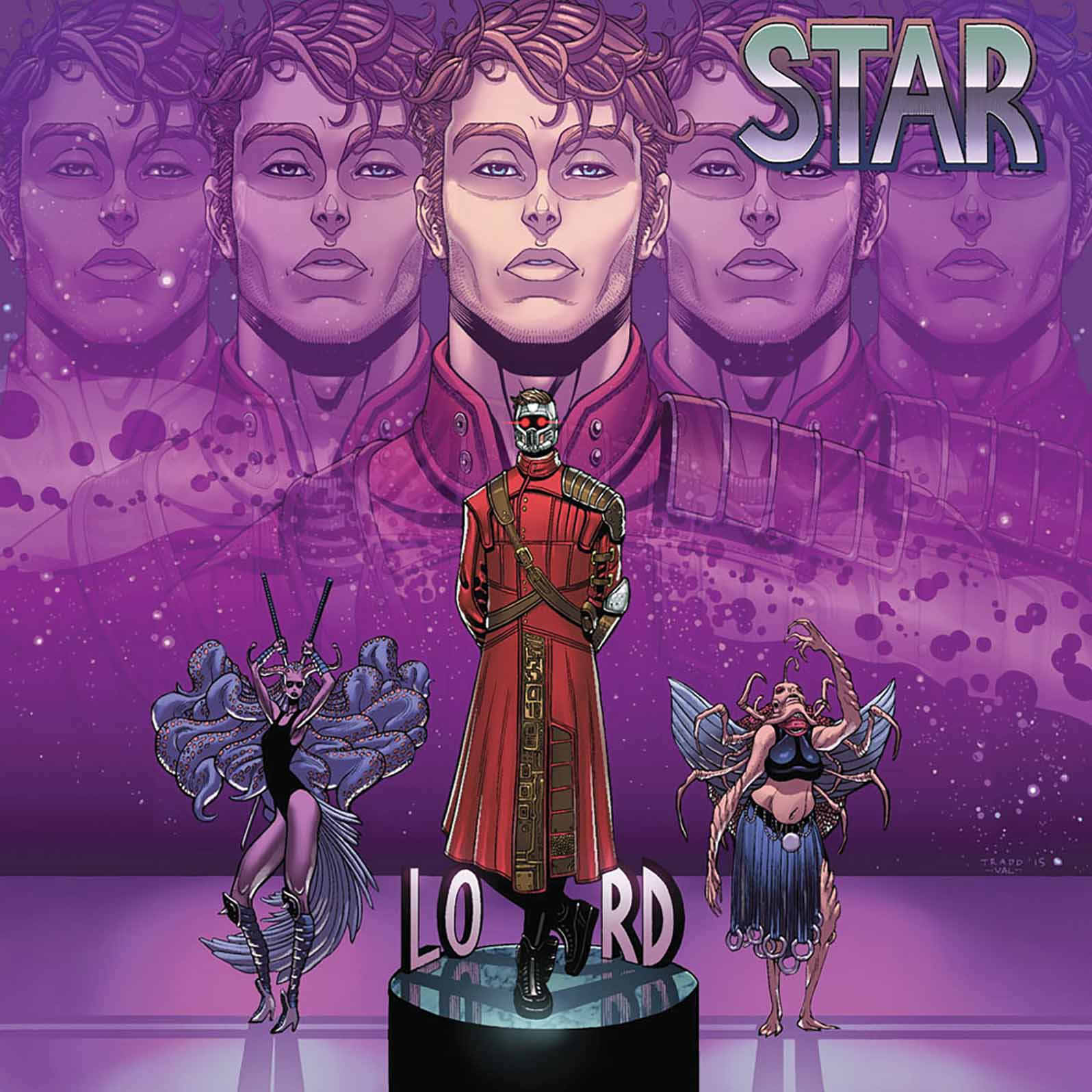 Marvel Preview: Star-Lord #1