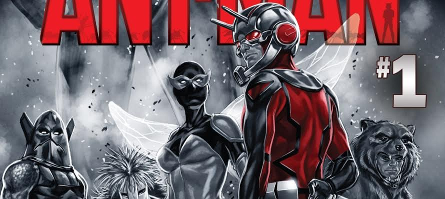 The Astonishing Ant-Man #1 Review