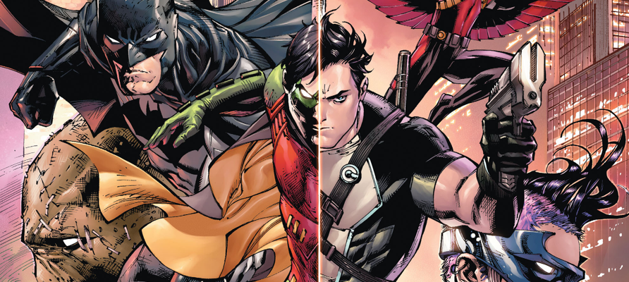 The sequel to the oft-lauded weekly series Batman Eternal is here: Batman and Robin Eternal.