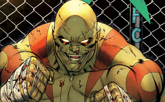 Marvel Comics Preview:  Drax #1