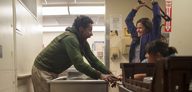 This Sunday FINALLY brought us to the end of Fear the Walking Dead's first season. Despite being only six episodes long, it has felt like a walk from Atlanta to Los Angeles with the worst road crew imaginable to keep us company. But maybe…just maybe…the season finale will give us something worth watching.