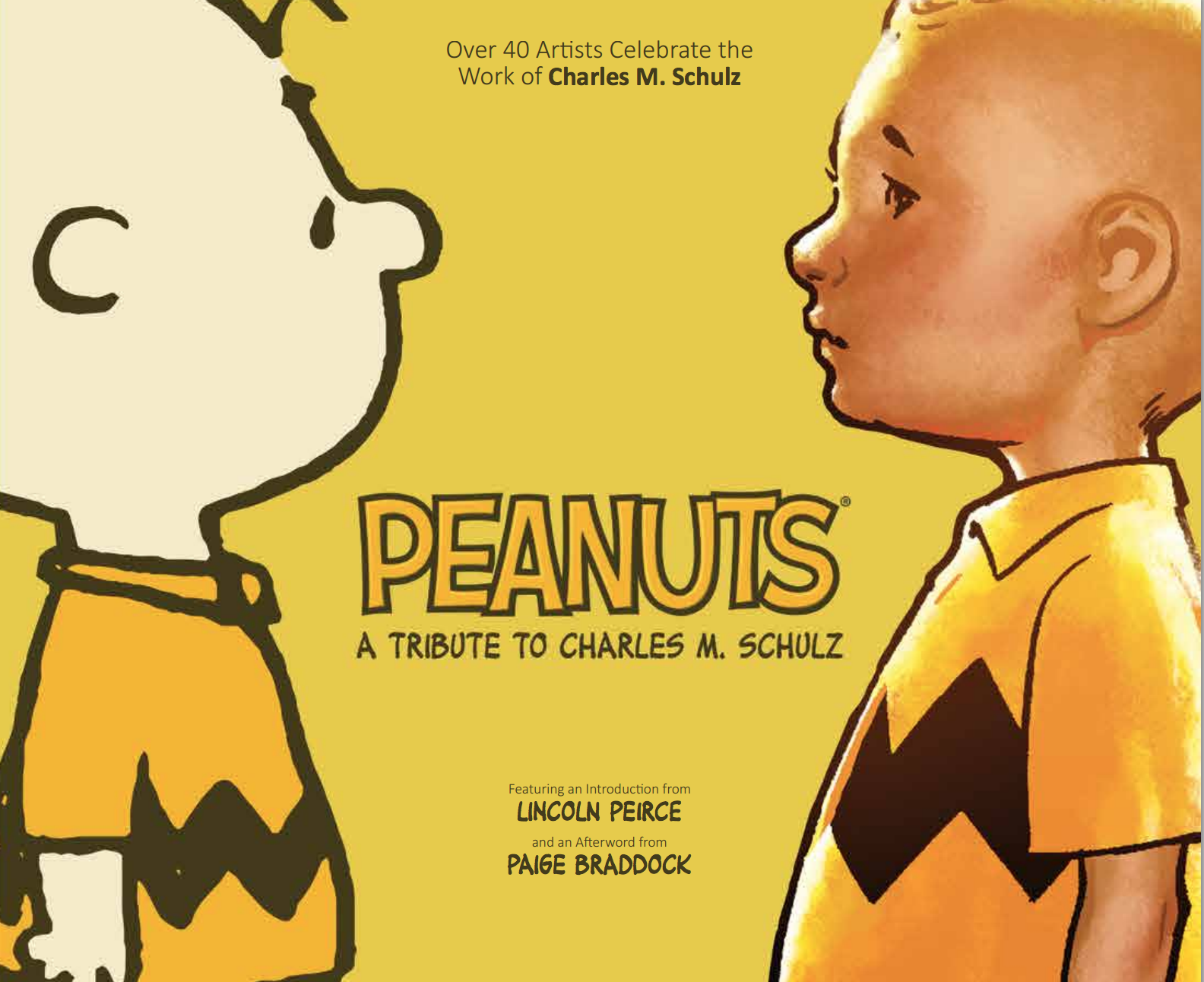 I never was a huge Peanuts fan. Be it growing up at a time when Spider-Man was king and comic strips were losing their luster or because the holiday cartoons were before my time -- I just didn't find legendary cartoonist Charles M. Schultz' world interesting enough to explore.