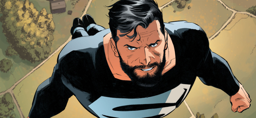 Just like Telos from last week, Superman: Lois and Clark is one of three titles emerging from the wake of DC's Convergence event.