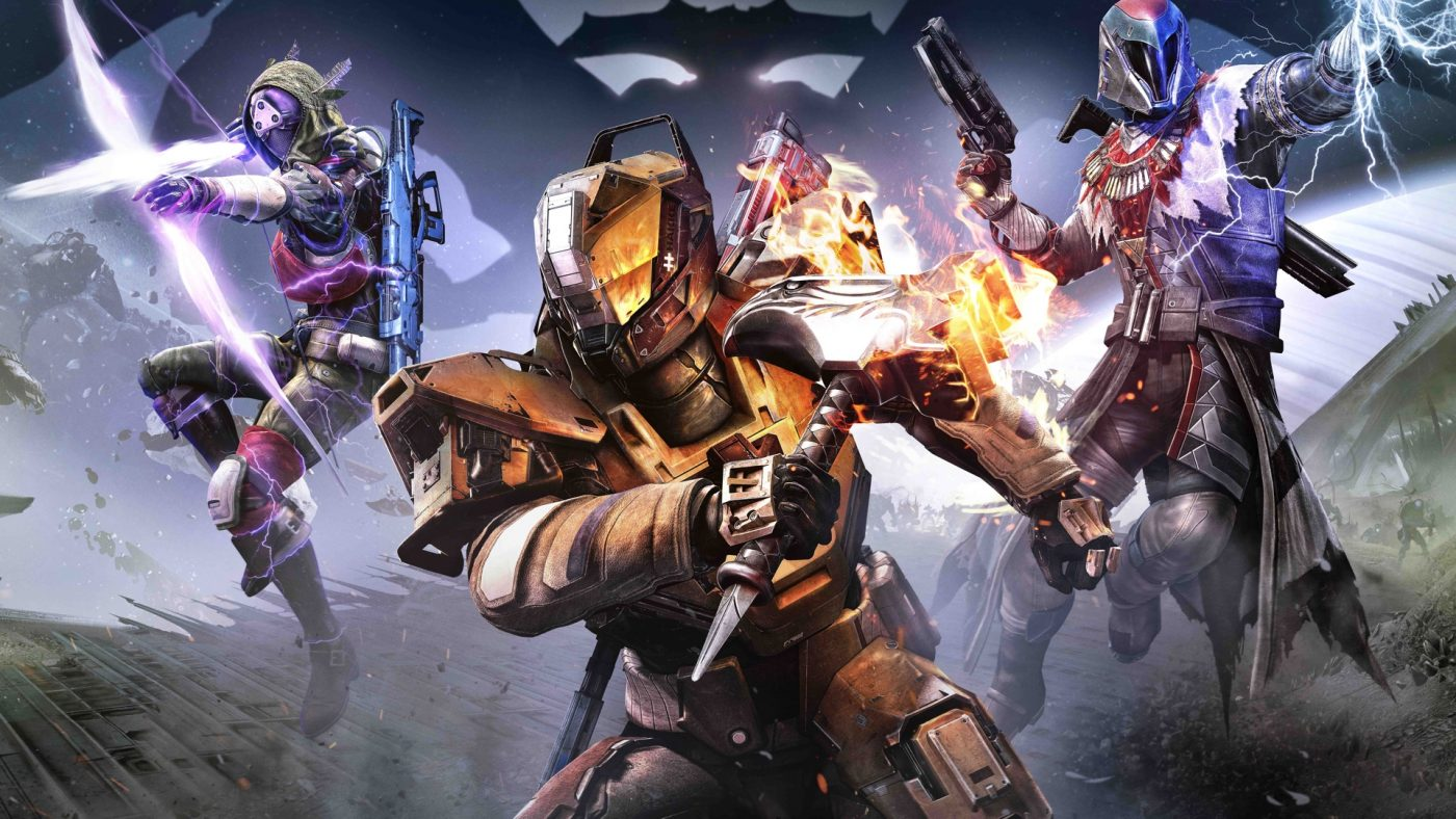 The Late (but actually right on time) Destiny: The Taken King Review