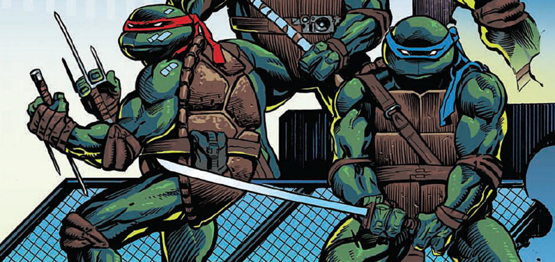 Teenage Mutant Ninja Turtles #51 Review