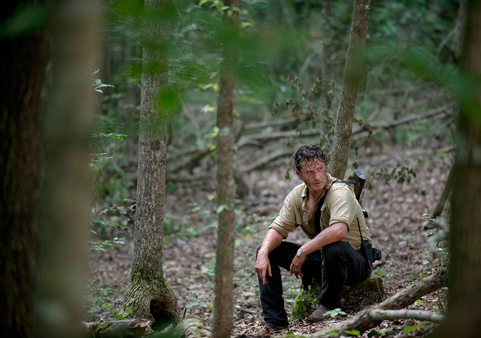 "The Walking Dead:  Season 6, Episode 3 ""Thank You"" Review"