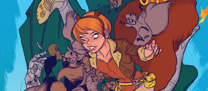 Squirrel Girl premieres in her own title for the second time in 2015. Is it good?