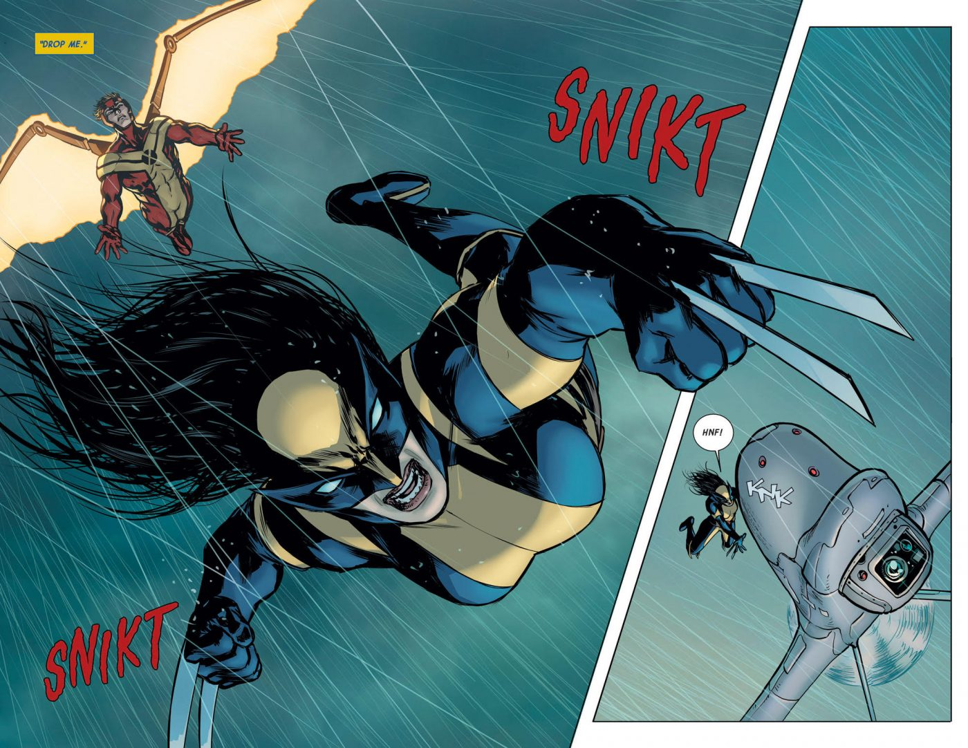 Marvel Preview: All-New Wolverine #1