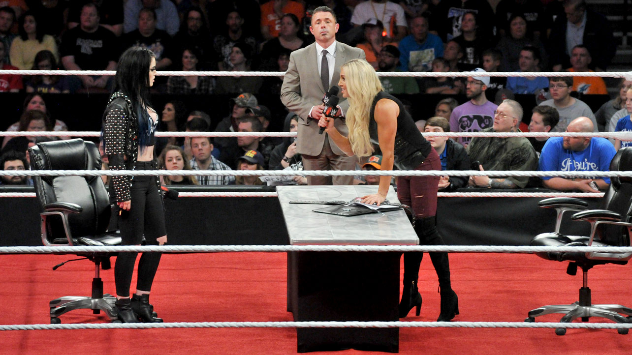 WWE Monday Night Raw Review: November 16, 2015