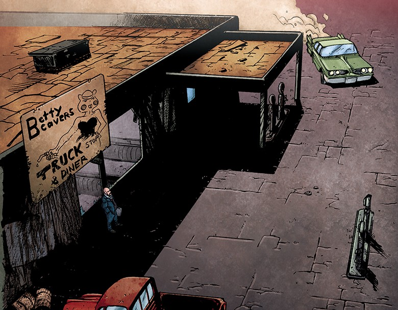 Alabaster: The Good, The Bad, and The Bird #1 Advance Review