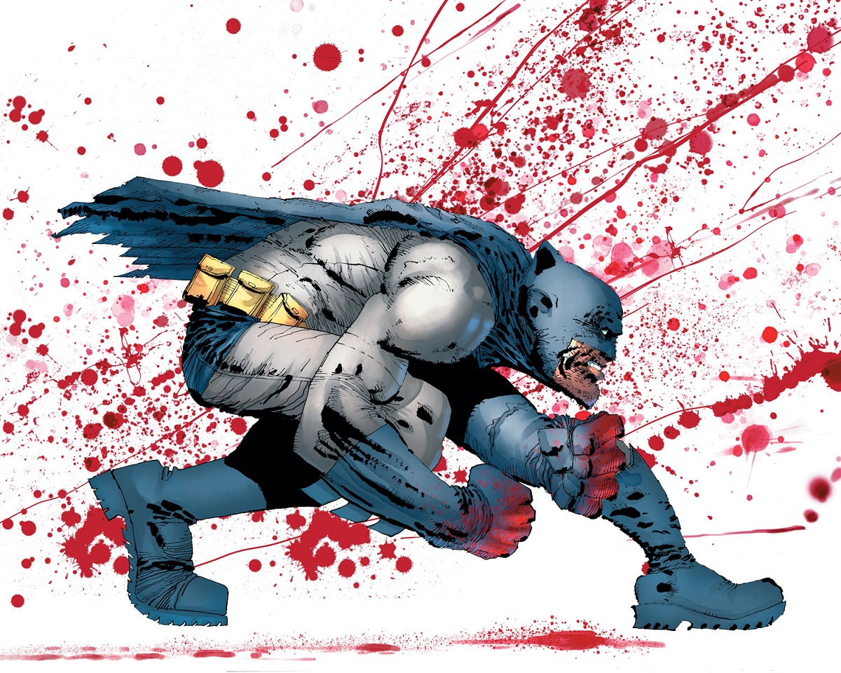 Dark Knight III: The Master Race #1 Review
