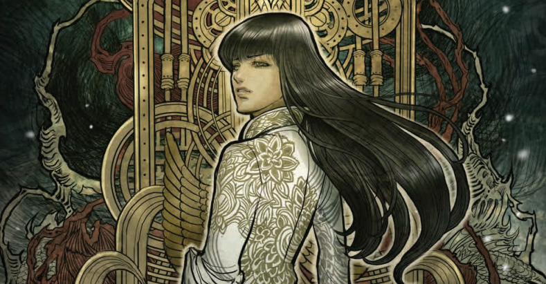 Monstress #1 Review