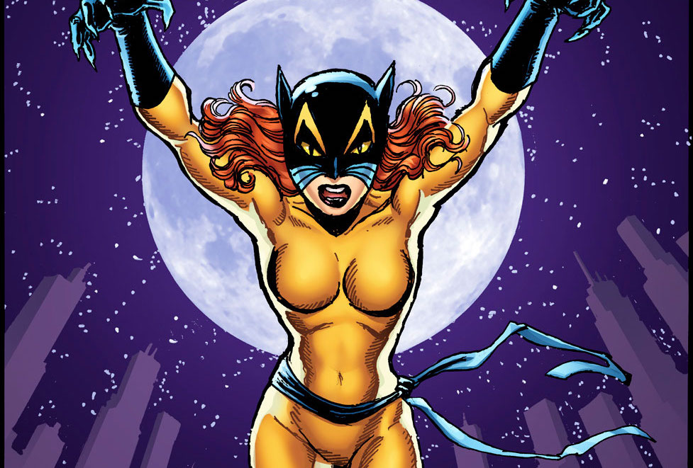 Marvel Preview: Patsy Walker AKA Hellcat #1