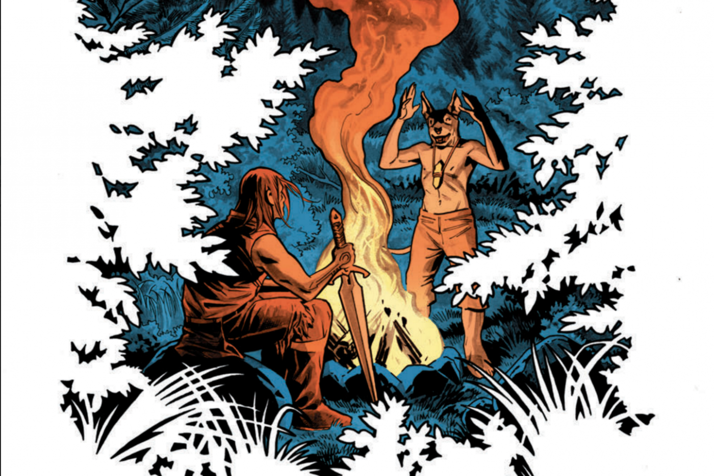 Autumnlands #7 Review