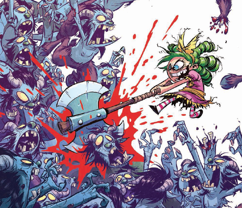 I Hate Fairyland #2 Review