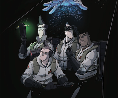 Ghostbusters Annual 2015—SPOTLIGHT