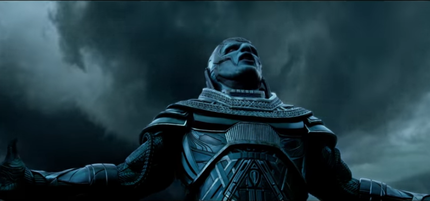 Watch the first trailer for 'X-Men: Apocalypse'