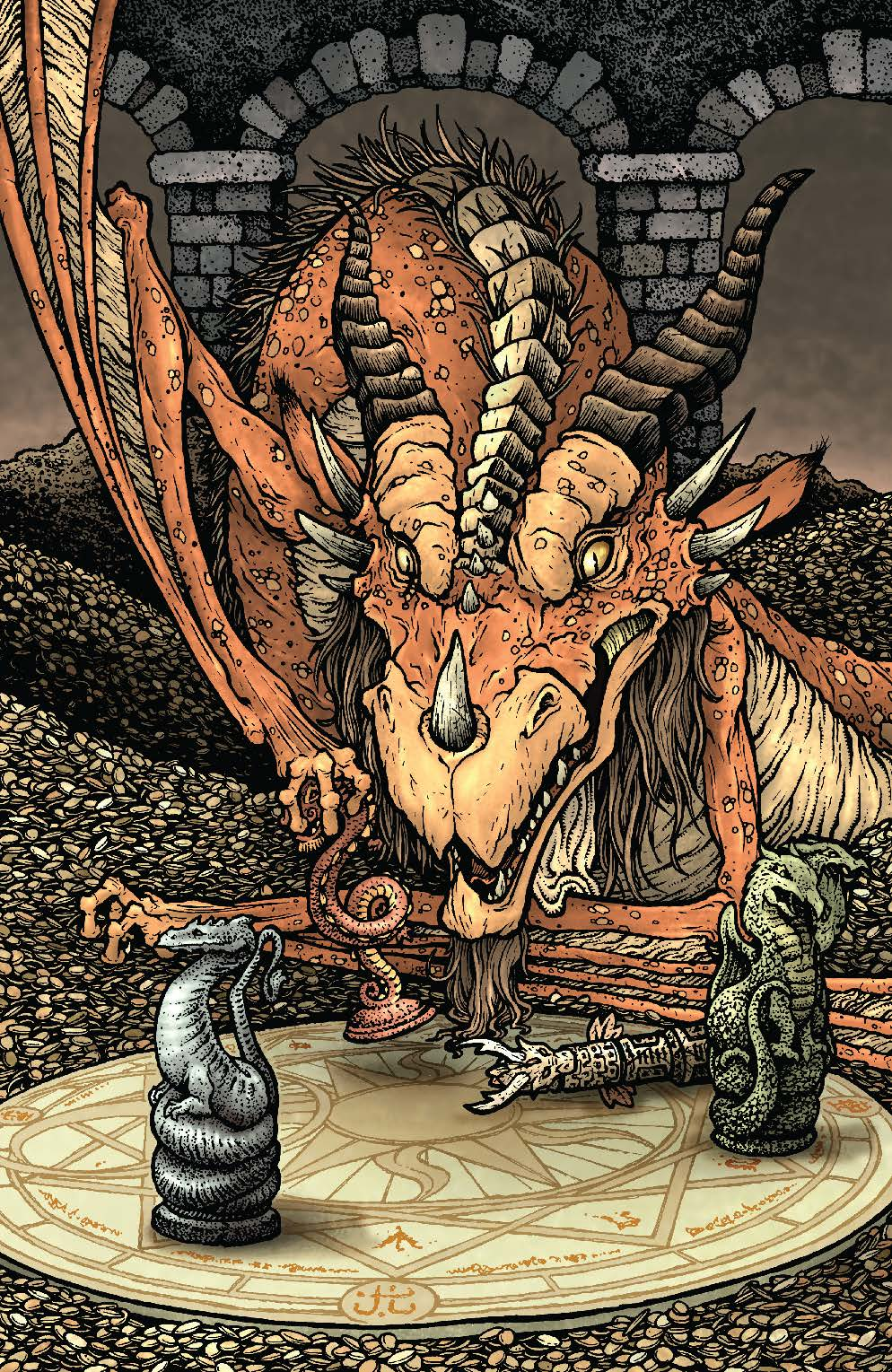 BOOM! Preview: Jim Henson's The Storyteller: Dragons #1