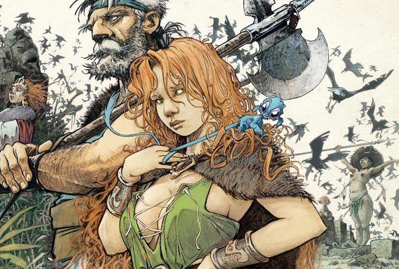 Titan Preview: The Quest for the Time Bird